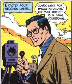 clark kent comics