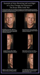 Bruce Willis smirk reversed